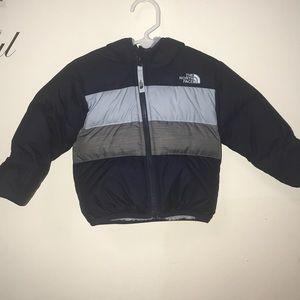 North face baby jacket
